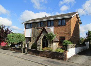 Thumbnail 3 bed detached house for sale in Plasgwyn Road, Pontarddulais, Swansea, West Glamorgan