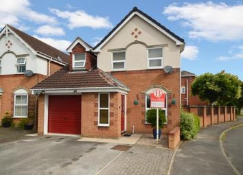 Thumbnail 3 bed detached house for sale in Broadlands Crescent, Bramley, Rotherham, South Yorkshire