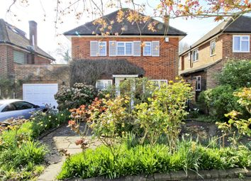 Thumbnail 3 bed detached house for sale in Norman Crescent, Pinner