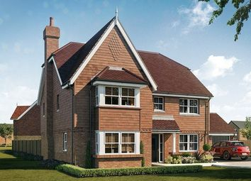 """Thumbnail 5 bed property for sale in """"The Wordsworth"""" at Reigate Road, Hookwood, Horley"""