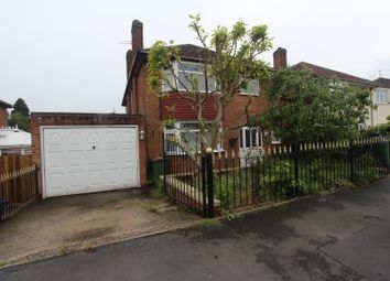 Thumbnail 4 bed semi-detached house to rent in The Chase, Leicester