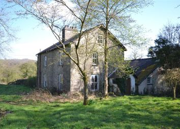 Thumbnail 5 bed detached house for sale in Pontfaen Estate, Cellan, Nr Lampeter
