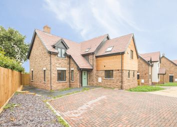 Thumbnail 4 bed detached house for sale in Pedley Lane, Clifton, Shefford