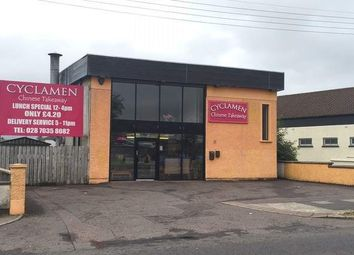Thumbnail Industrial for sale in Ballycastle Road, Coleraine, County Londonderry