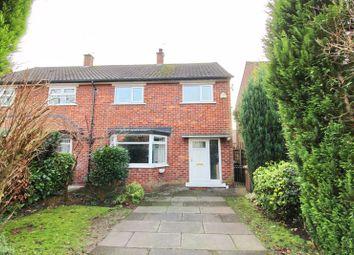 3 bed semi-detached house for sale in Bedford Road, Ellesmere Park Eccles, Manchester M30
