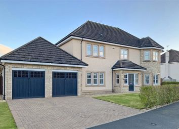 Thumbnail 5 bed detached house for sale in Thirlestane Drive, Lauder