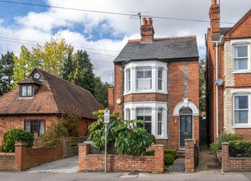 Thumbnail 3 bed detached house for sale in Priory Avenue, Caversham, Reading