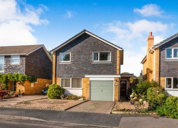 Thumbnail 4 bed detached house for sale in Camberley, Surrey, .