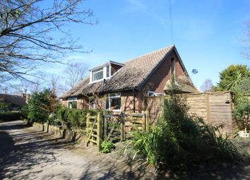 Pony Farm, Findon Village, Worthing BN14. 4 bed detached bungalow