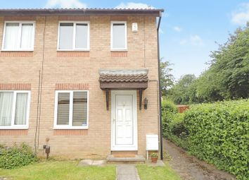 Thumbnail 1 bed end terrace house for sale in Laphams Court, Longwell Green, Bristol