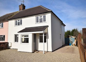 Thumbnail 4 bed semi-detached house for sale in Wainsfield Villas, Thaxted, Dunmow