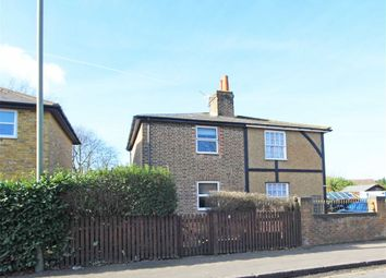 Thumbnail 2 bed semi-detached house for sale in Kempton Park, Staines Road East, Sunbury-On-Thames
