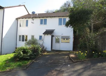 Thumbnail 4 bedroom end terrace house for sale in Rollestone Crescent, Exeter