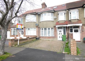 Thumbnail 4 bedroom terraced house for sale in Hillside Crescent, Cheshunt, Waltham Cross