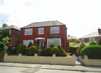 Thumbnail 3 bed detached house for sale in Hampden Road, Prestwich, Prestwich Manchester