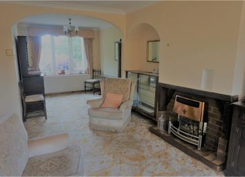 Thumbnail 2 bed semi-detached house for sale in Eden Road, Solihull