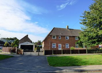 Thumbnail 3 bed semi-detached house for sale in South Close, Long Buckby, Northampton