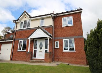 Thumbnail 4 bed detached house for sale in Ulverston Drive, Rishton, Blackburn