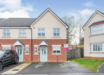 Thumbnail 2 bed semi-detached house for sale in Mapplewell Road, Castleford