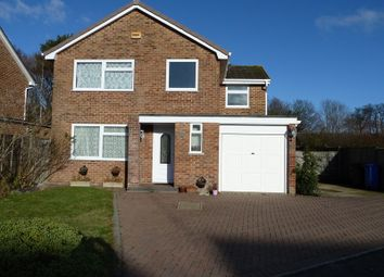 Thumbnail 4 bed detached house for sale in Lynwood Drive, Merley, Wimborne