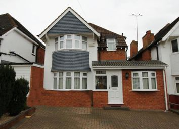 Thumbnail 4 bedroom link-detached house to rent in Lloyd Road, Handsworth Wood, Birmingham