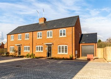 Thumbnail 3 bed semi-detached house for sale in Henge Close, Adderbury, Banbury, Oxfordshire