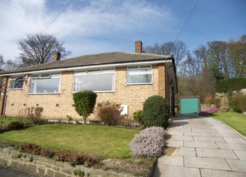 Thumbnail 2 bed semi-detached bungalow to rent in Emmott Drive, Rawdon, Leeds, West Yorkshire
