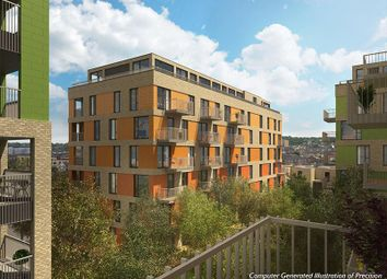 Thumbnail 2 bed flat for sale in Precision, Christchurch Way, Greenwich, London