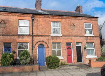 Thumbnail 2 bedroom terraced house for sale in Bushloe End, Wigston