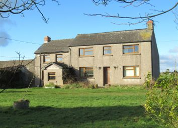 Thumbnail 6 bed farm for sale in Lower Carnhedryn, Solva, Haverfordwest