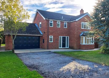 Thumbnail 4 bed property for sale in Ludborough Park, Ludborough, Grimsby