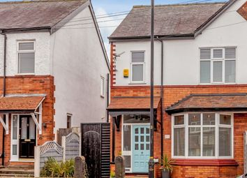 Thumbnail 3 bed semi-detached house for sale in Grove Lane, Hale, Greater Manchester