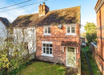 Thumbnail 2 bed semi-detached house for sale in Railway Terrace, Builth Road, Builth Wells
