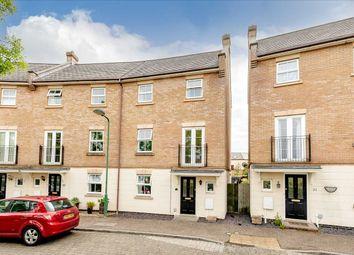 Thumbnail 5 bed end terrace house for sale in Allington Circle, Kingsmead, Milton Keynes