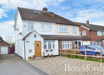 3 bed semi-detached house for sale in Southend Road, Billericay, Essex CM11