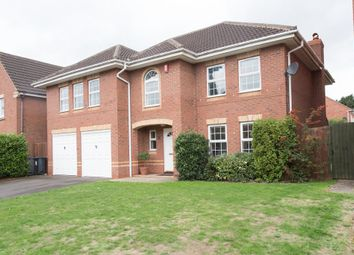 Thumbnail 5 bed detached house for sale in Warren House Walk, Walmley, Sutton Coldfield