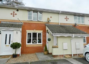 Thumbnail 2 bed terraced house for sale in Charlotte Court, Townhill, Swansea