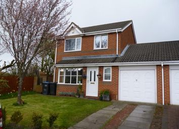 Thumbnail 3 bed detached house for sale in Helmsley Drive, Coundon, Bishop Auckland