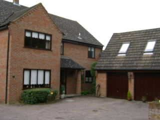 Thumbnail 5 bed detached house to rent in Orchard Drive, Norwich