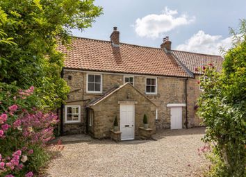 Thumbnail 3 bed terraced house for sale in West End, Ampleforth, York