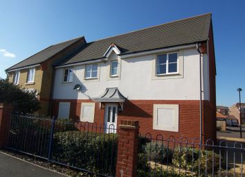 Thumbnail 2 bed flat to rent in Grenada Close, Eastbourne