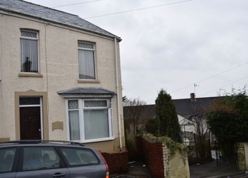 Thumbnail 2 bed end terrace house to rent in Clyndu Street, Morriston, Swansea