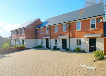Thumbnail 2 bedroom terraced house for sale in Chalice Close, Lower Parkstone, Poole