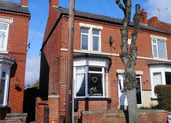Thumbnail 3 bed semi-detached house for sale in Anston Avenue, Worksop, Nottinghamshire