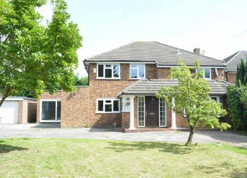Thumbnail 4 bedroom detached house to rent in Avenue Road, Epsom