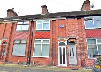 Thumbnail 3 bed terraced house to rent in Cotesheath Street, Hanley, Stoke-On-Trent