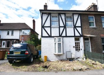 Thumbnail 3 bedroom end terrace house for sale in Lower Road, Harrow