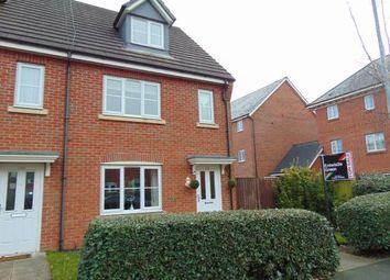 Thumbnail 4 bed semi-detached house for sale in Rylands Drive, Warrington, Cheshire