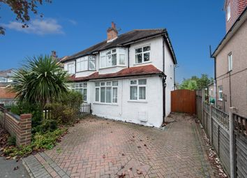 Thumbnail 3 bed semi-detached house for sale in Burleigh Avenue, Wallington