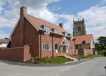 Thumbnail 2 bedroom semi-detached house for sale in Monks Eleigh, Ipswich, Suffolk
